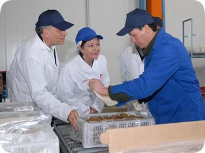 Importante  crecimiento de las exportaciones de ciruelas secas chilenas