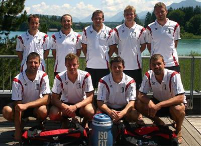 Faustball :Herren-Europameisterschaft 2008