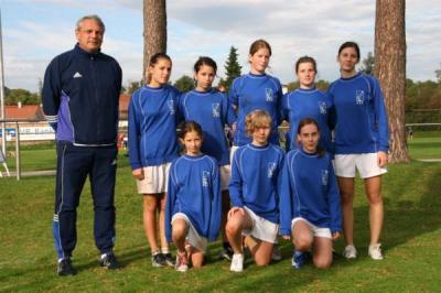 Resultados Torneo de Faustball  Copa Rosario 2008